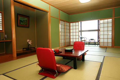 Japanese-style rooms (10 rooms)